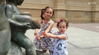 Las temperaturas ya han subido 13 grados en 4 horas en Zaragoza