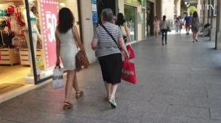 El calor desanima a los compradores en los primeros días de rebajas