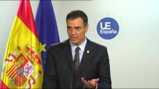 """Sánchez: """"Cuando me llamaba Rajoy, iba a verle por respeto a las instituciones"""""""