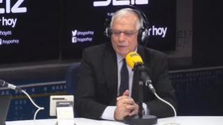 """Borrell, """"muy honrado"""" por su elección como Alto Representante de la Política Exterior de la UE"""