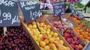 Estas son las frutas que están ahora de temporada
