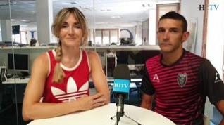 El triatleta aragonés Antonio Urbano participará en el Campeonato del Mundo de Xterra en Hawai