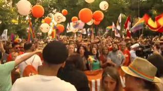 Los organizadores del Orgullo cargan contra Ciudadanos