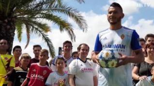 Luis Suárez ya es jugador del Real Zaragoza