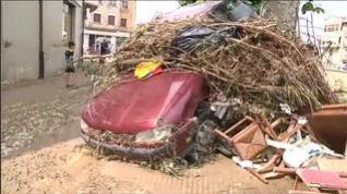 El Ayuntamiento de Tafalla solicitará declarar la zona catastrófica tras las graves inundaciones