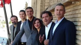 B Vocal serán los pregoneros de las Fiestas del Pilar 2019