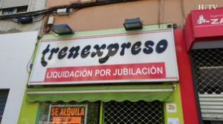Cierra la emblemática juguetería Trenexpreso de Zaragoza