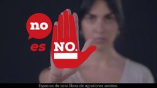 El Ayuntamiento, salas de ocio y peñas se unen contra las agresiones sexistas