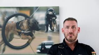 El agente de Policía Nacional que detuvo a un nombre en Nueva York
