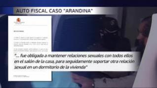 La Fiscalía pide 40 años de cárcel para los jugadores de la Arandina