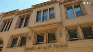 Las otras vidas del edificio del Centro Joaquín Roncal