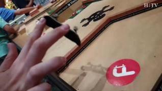 Fingerboard: monopatín de bolsillo