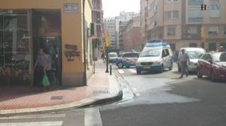 Fallece una mujer atropellada por un camión de basura en el barrio de Delicias de Zaragoza