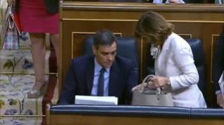 Pedro Sánchez no logra la investidura en la primera votación
