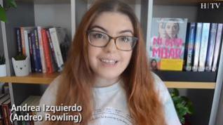 Las ventajas de los audiolibros, según la booktuber Andreo Rowling