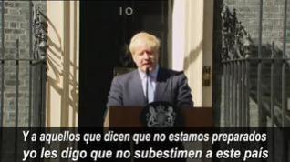 Boris Johnson se convierte en primer ministro de Gran Bretaña