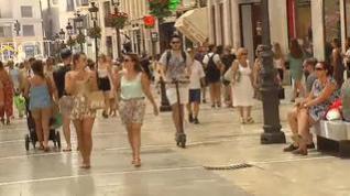 El Ayuntamiento de Málaga exige un sistema que los apague los patinetes al acceder al centro