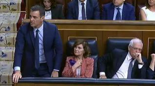 Fracasa la segunda votación para la investidura de Pedro Sánchez