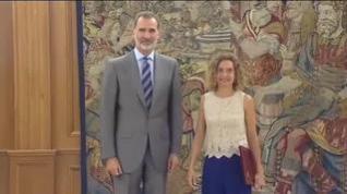 """El Rey no iniciará """"por el momento"""" una nueva ronda con los partidos"""
