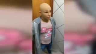 Un narco brasileño intenta fugarse de la cárcel disfrazándose de su hija