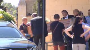 Andorra da el último adiós al joven asesinado por su padre al intentar defender a su madre