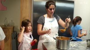 Recetas con los más pequeños de la casa: Gnocchis en salsa de tomate