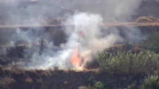 Continúa en Gran Canaria la lucha sin cuartel contra el fuego