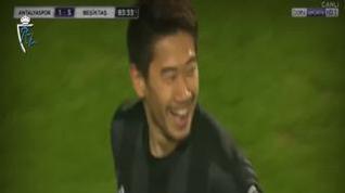 Kagawa, la nueva estrella del Real Zaragoza