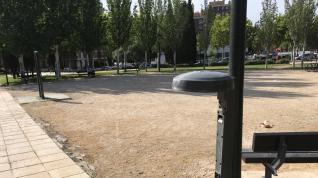 La Sedetania, un parque con luces y sombras en La Bombarda