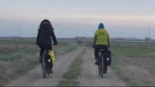 Recorren el norte de España en bici para dar visibilidad al mundo rural