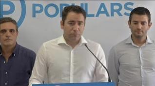 Teodoro García Egea critica la posición de Pedro Sánchez frente al Open Arms