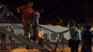 Los migrantes del Open Arms ya están en Lampedusa