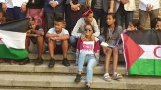 Así han pasado el verano en Aragón los niños saharauis del programa 'Vacaciones en paz'