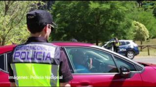 Se refuerzan los controles de acceso a Francia por Huesca durante la cumbre del G7