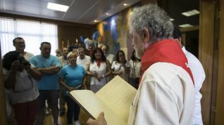 Fiestas de San Licer en Zuera