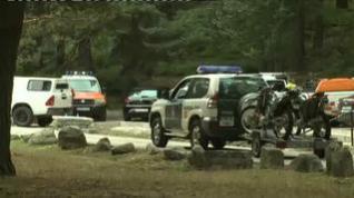 El coche de Blanca Fernández Ochoa llevaba desde el día 25 en el aparcamiento