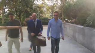Tercera jornada del juicio por los supuestos amaños en el Levante-Zaragoza