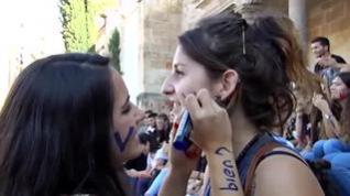 La Universidad de Salamanca propone acabar con las novatadas