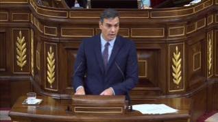 """Sánchez pide a la oposición que """"abandone el bloqueo"""" y permita """"un Gobierno progresista"""""""