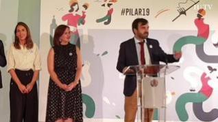 El Ayuntamiento de Zaragoza presenta las fiestas del Pilar de este año