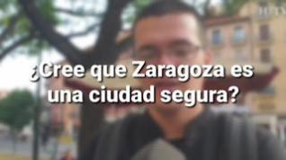El 65% de los zaragozanos están bastante o muy preocupados por la inseguridad ciudadana