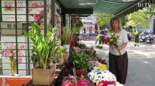 Los quioscos que siguen floreciendo en Zaragoza