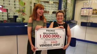 Un boleto sellado en el Actur de Zaragoza, premiado con un millón de euros del Euromillón