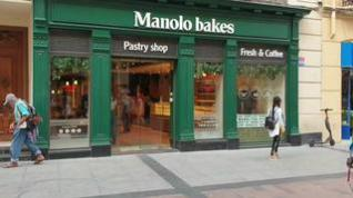 Los cruasanes de Manolo Bakes llegan a Zaragoza