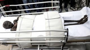 Las momias egipcias comienzan a llegar al Museo de la Civilización.