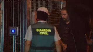 Los independentistas detenidos tenían material explosivo e información de edificios estatales