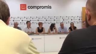 Compromís elige al partido de Iñigo Errejón para las próximas elecciones