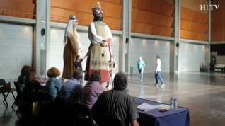 Los aspirantes a gigantes y cabezudos, a prueba este miércoles en Zaragoza
