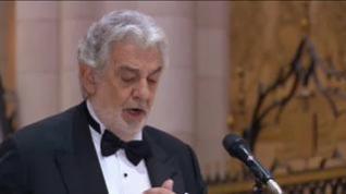 Plácido Domingo renuncia a volver a cantar en la ópera de Nueva York