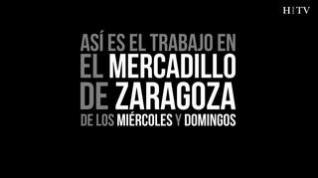 El arraigo (y la historia) del mercadillo en Zaragoza